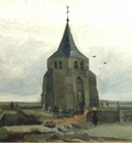 Old Church Tower at Nuenen, The