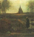 Parsonage Garden at Nuenen, The