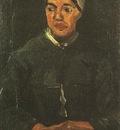 Peasant Woman, Seated Half Figure
