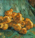 88 Still Life with Quince Pears