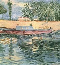 Banks of the Seine with Boats, The