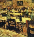 Interior of a Restaurant in Arles
