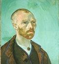 Self Portrait Dedicated to Paul Gauguin