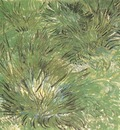 Clumps of Grass