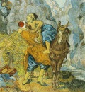 Good Samaritan after Delacroix , The