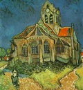 Church at Auvers, The