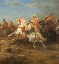 Adolf Schreyer Arabian Patrol