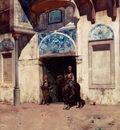 Alberto Pasini The Palace Guard