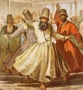 Amedeo Preziosi Dancing Dervishes