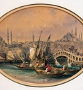 Amedeo Preziosi The Bosphorus