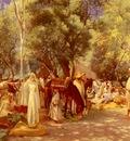 Anthonissen Louis Joseph Marche En Kabylie