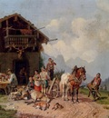 Burkel Heinrich After The Hunt