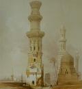David Roberts Ruined Mosques