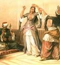 David Roberts The Ghawazee Of Cairo