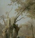 David Roberts The Holy Tree Of Metereah