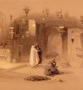 David Roberts The Shrine Of The Holy Nativity