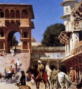 Edwin Lord Weeks Departure For The Hunt