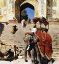 Edwin Lord Weeks Royal Elephant