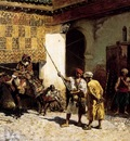 Edwin Lord Weeks The Arab Gunsmith