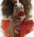 Edwin Lord Weeks The Rider
