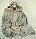 Eugene Delacroix An Arab In Tanger
