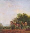 Eugene Fromentin Arabs