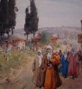 fausto zonaro walking