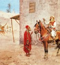 Giulio Rosati L Examen Du Sabre
