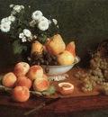 Henri Fantin Latour The Fruit