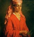 Henriette Browne A North African Fellah