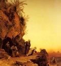 Hermann David Salomon Corrodi The Ambush