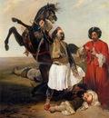 Horace Vernet Conquerer Of D Hassan