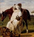 Horace Vernet The Lion Hunter