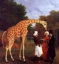 Jacques Laurent Agasse Giraffe