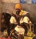 Jean Discart The Arab Smoker