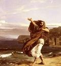 Jean Jules Antoine Lecomte Du Nouy Demosthenes Practicing Oratory
