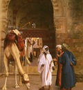 Jean Leon Gerome Arabs Arguing