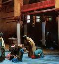 Jean Leon Gerome Prayer In The Mosque