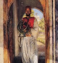 John Frederick Lewis The Pipe Bearer