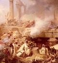 Leon Cogniet Bataille D Heliopolis