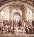 Raphael The School Of Athens