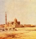 Richard Dadd Tombs Of The Khalifs Cairo