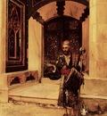 Rudolf Ernst The Beggar