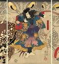 Kuniyoshi The Magic Toads