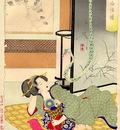 Yoshitoshi The Yotsuya Ghost Story