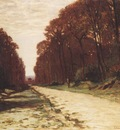Road in Forest [1864]