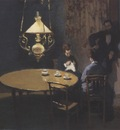 An Interior after Dinner [1868 1869]