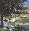 River Scene at Bennecourt [1868]