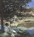 River Scene at Bennecourt [1868]