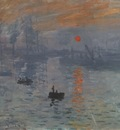 Impression, Sunrise [1873]